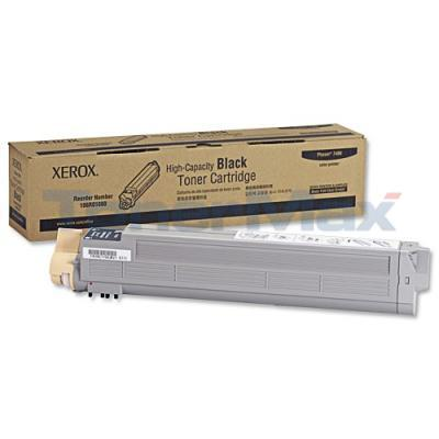 XEROX PHASER 7400 TONER CARTRIDGE BLACK 15K